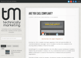 technicallymarketing.com