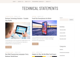 technicalstatements.com