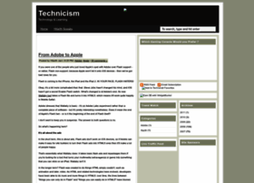 technicism.blogspot.ro