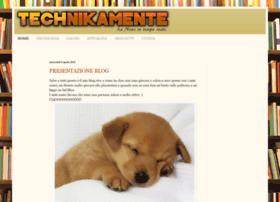 technikamente.blogspot.it