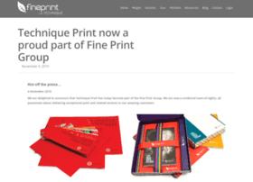 techniqueprint.co.uk