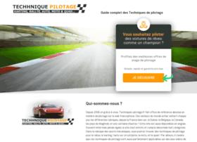 techniques-pilotage.fr
