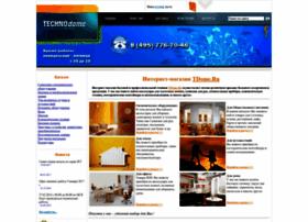techno-dome.ru