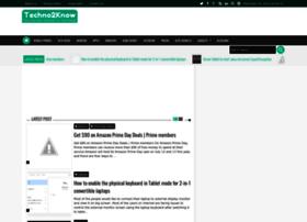 techno2know.com