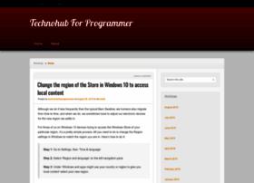 technohubforprogrammers.wordpress.com