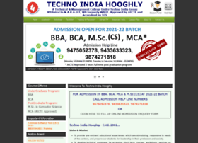 technoindiahooghly.org