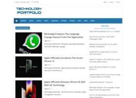 Technology-portfolio.net