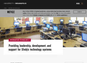 technology.uindy.edu