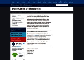 technology.umw.edu