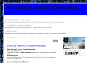 technologyexpertdictionary.blogspot.com