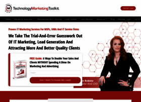 technologymarketingtoolkit.com