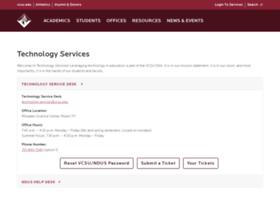 Technologyservices.vcsu.edu