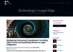 technologyslegaledge.com