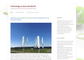 technologytosavetheworld.com