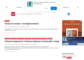 technoparkjobs.info