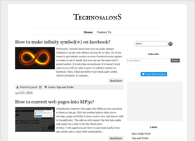 technosalons.blogspot.in
