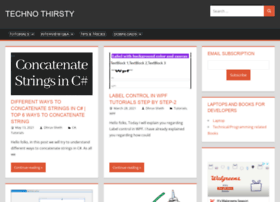 technothirsty.com