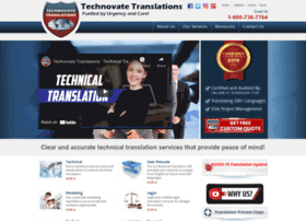 technovatetranslations.com