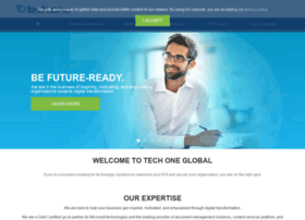 techoneglobal.com