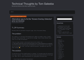 techotom.wordpress.com
