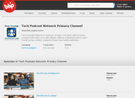 techpodcasts.blip.tv