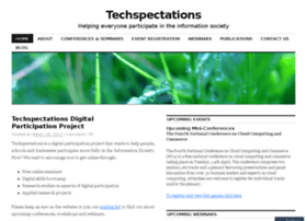 techspectations.org