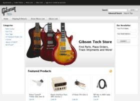 techstore.gibson.com