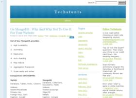 techstunts.com