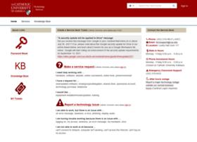 techsupport.cua.edu