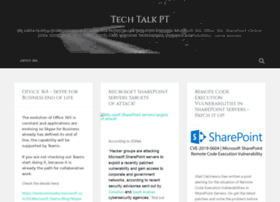 techtalkpt.wordpress.com