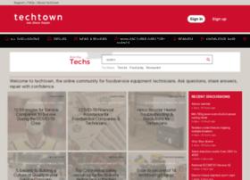 techtown.partstown.com