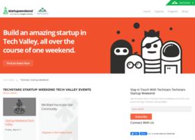 techvalley.startupweekend.org