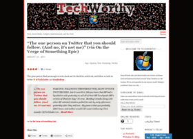 techworthy.wordpress.com