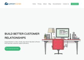 tecnica.supportsystem.com