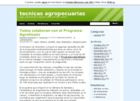 tecnicasagros.bitacoras.com