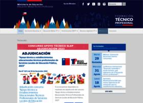 tecnicoprofesional.mineduc.cl