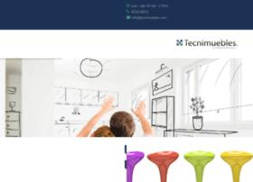 tecnimuebles.com