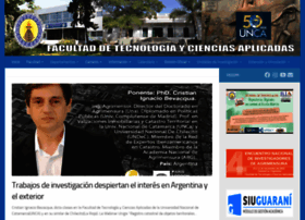 tecno.unca.edu.ar
