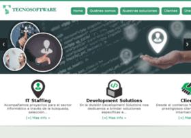 tecnosoftware.com.ar