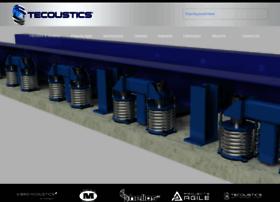 tecoustics.com