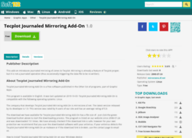 tecplot-journaled-mirroring-add-on.soft112.com