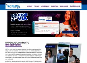 tecplustelecom.com.br