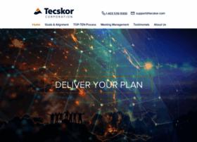 tecskor.com