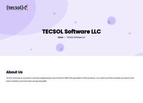 tecsolsoftware.com