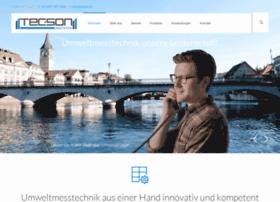 tecson-data.ch