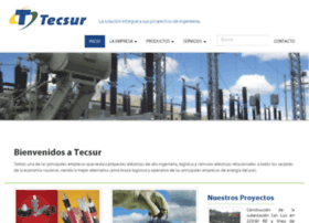 tecsur.com.pe