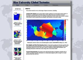 tectonics.rice.edu