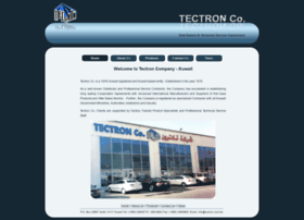 tectron.com.kw