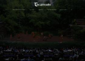 tecumsehdrama.com