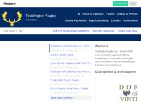 teddingtonrfc.co.uk
